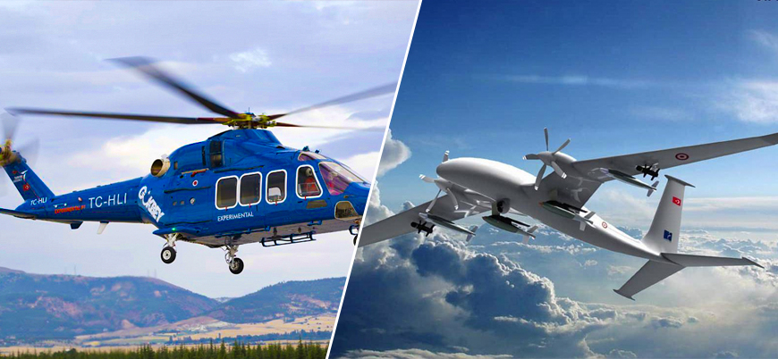 Oktay: Akıncı İHA ve Gökbey helikopterin seri üretiminde son aşamaya gelindi