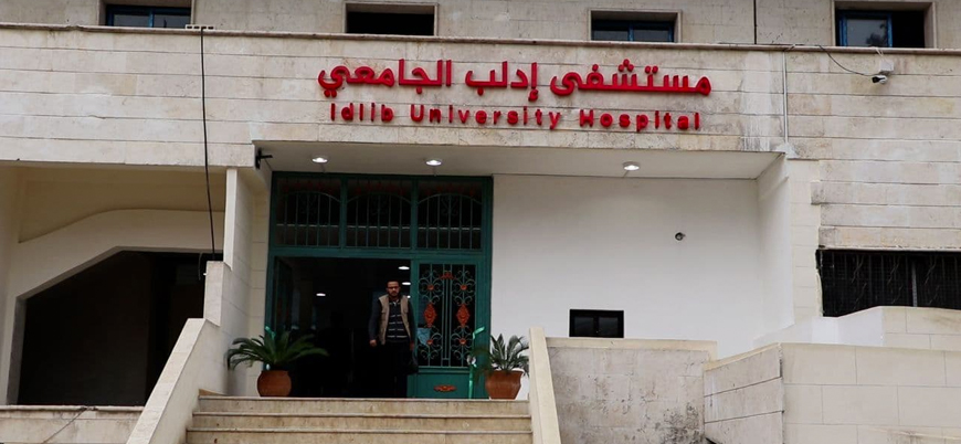 İdlib'de Üniversite Hastanesi hizmete açıldı