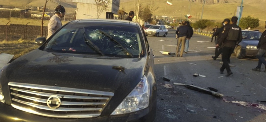 İran'ın üst düzey nükleer fizikçisi Fahrizade'ye Tahran'da suikast