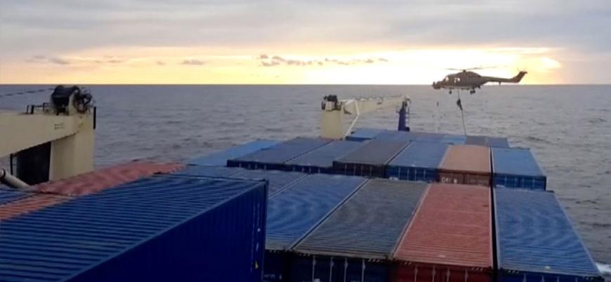 Doğu Akdeniz'de Türk gemisinin aranmasına ilişkin soruşturma başlatıldı