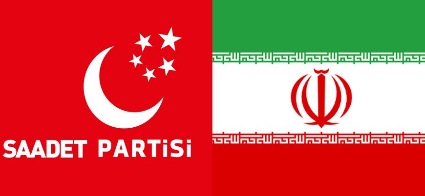 Saadet Partisi'nden İran'a başsağlığı