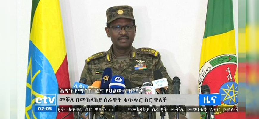 Etiyopya ordusu Tigray eyaleti merkezi Mekelle'yi ele geçirdi