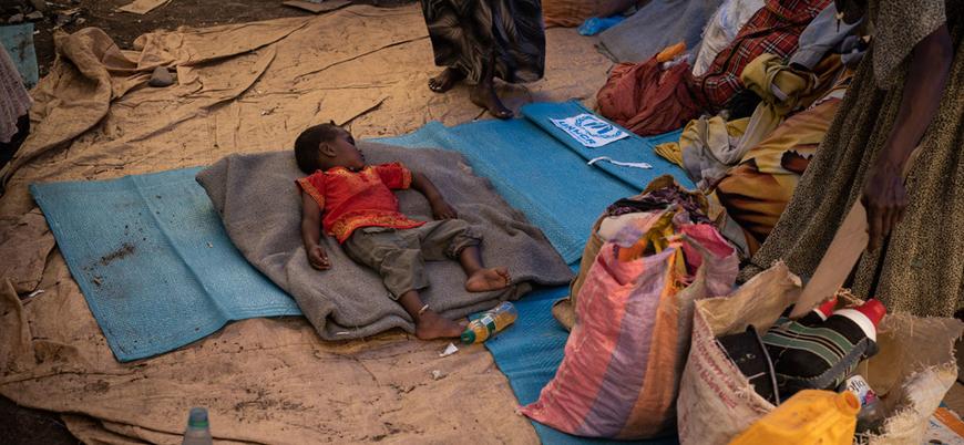 Etiyopya'daki çatışmalar nedeniyle 43 binden fazla sivil Sudan'a kaçtı