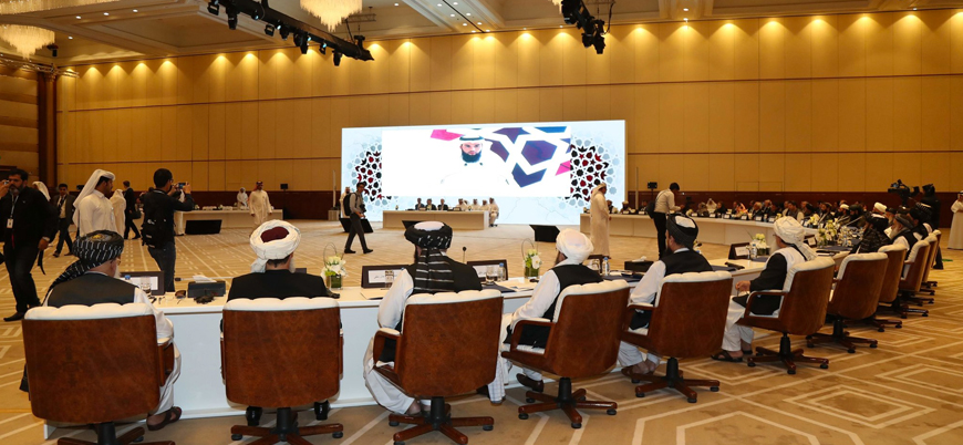 Katar'da devam eden Afganistan barış görüşmelerinde son durum