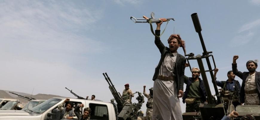 Husiler: Marib'de çok sayıda Suudi askerini öldürdük