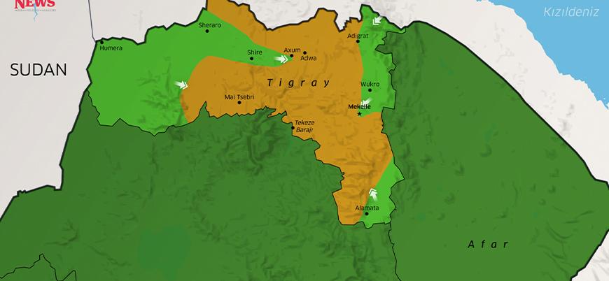 Etiyopya'nın Tigray bölgesinde son durum