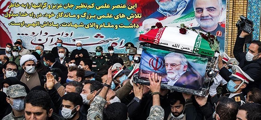 İran: Fahrizade suikastına dair istihbaratları ciddiye almadık