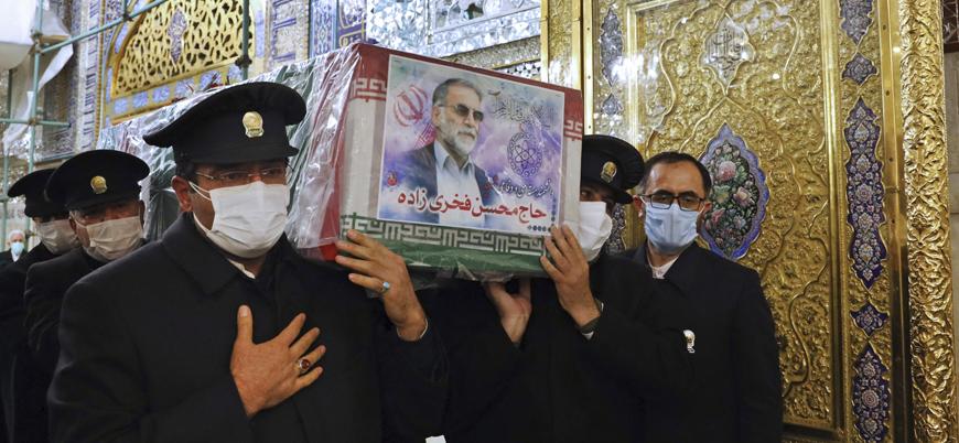 AB'den Tahran'a 'Fahrizade' çağrısı: Sakin olun