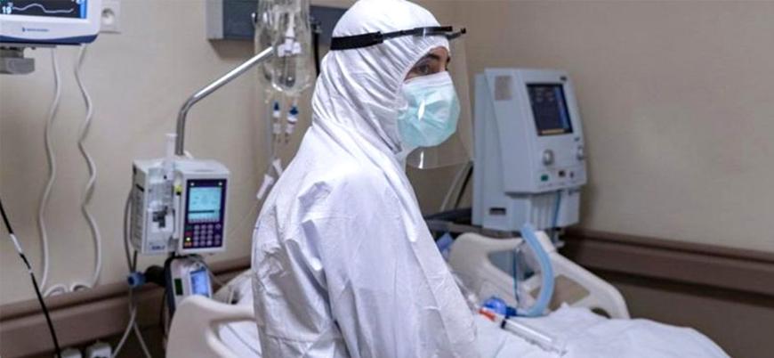 Türkiye'de koronavirüs: 168 can kaybı, 7 bin 550 vaka