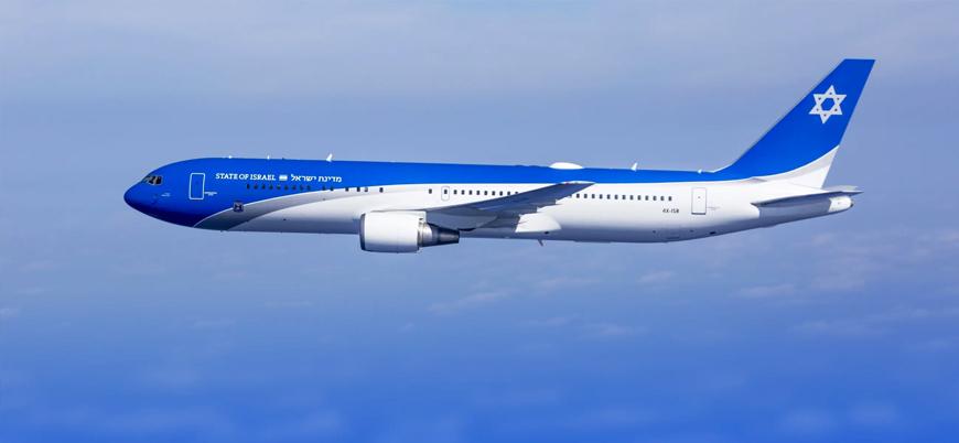 Suudi Arabistan, BAE'ye giden İsrail uçaklarına hava sahasını açtı