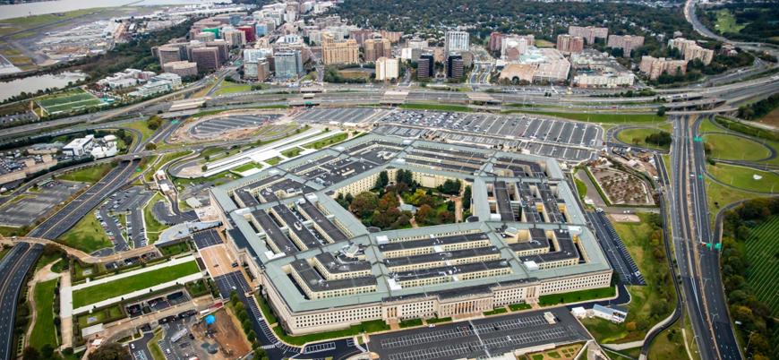 """ABD Savunma Bakanlığı """"IŞİD ile mücadele"""" birimini lağvetti"""