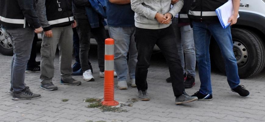 TSK'da 'FETÖ' operasyonu: 238 gözaltı kararı