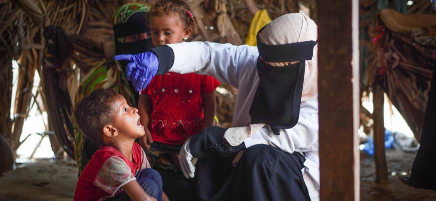Dünyada 5 yaşın altında 11 milyon çocuk açlıktan ölmek üzere