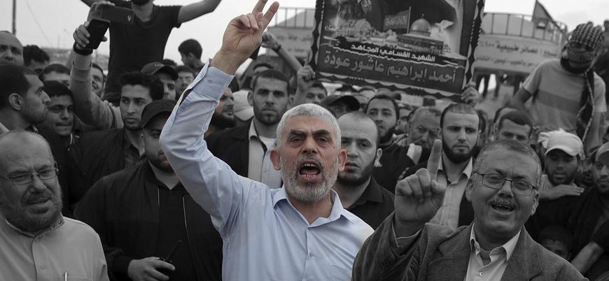 Hamas lideri Yahya Sinvar koronavirüse yakalandı