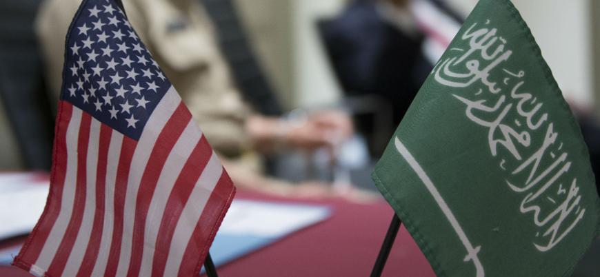 ABD, Suudi Arabistan'a askeri eğitim desteğini 5 yıl uzattı