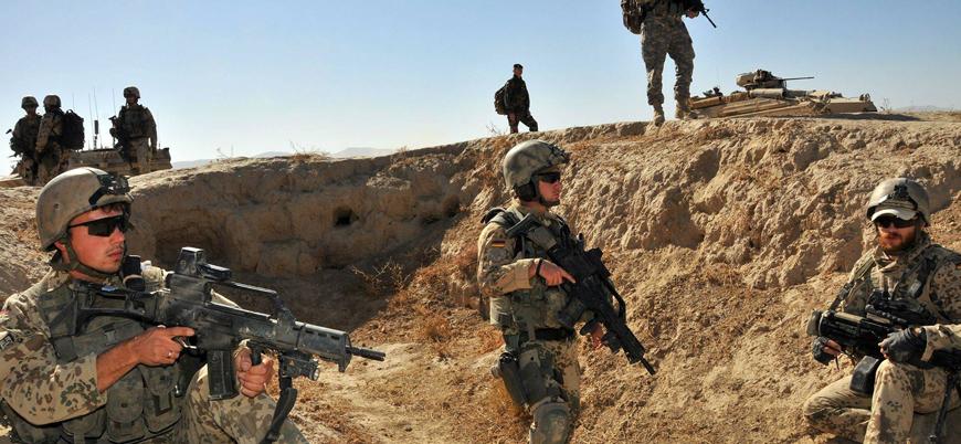 Alman Dışişleri Bakanı: ABD olmadan Afganistan'daki askerlerimizi koruyamayız