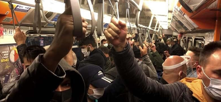 İstanbul'da toplu taşımadaki yaş kısıtlaması kaldırıldı