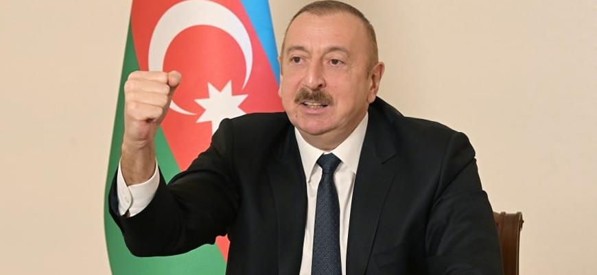 Azerbaycan'da 10 Kasım 'Zafer Günü' ilan edildi