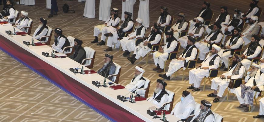 Afganistan barış görüşmelerinde önemli bir eşik aşıldı