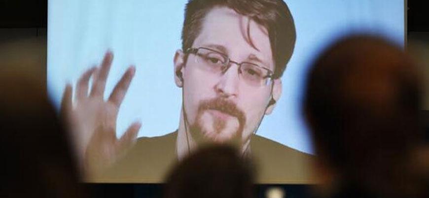 Eski CIA ajanı Snowden, Rus vatandaşı oluyor