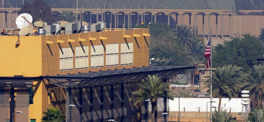 ABD bazı elçilik personelini Bağdat'tan tahliye ediyor
