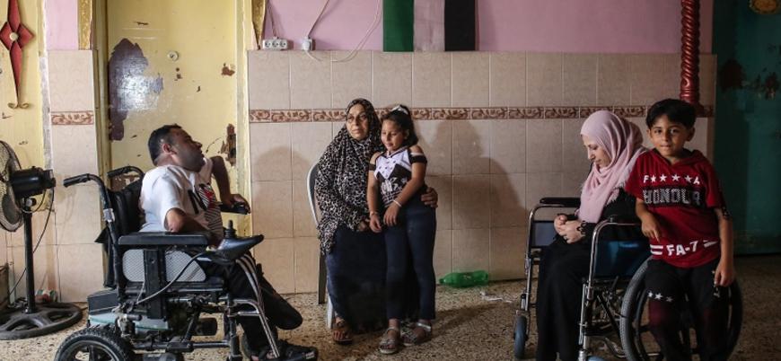 Gazze'deki engelliler için hayat olağanüstü zor