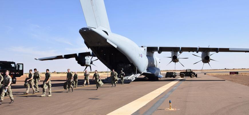 İngiltere Batı Afrika ülkesi Mali'ye asker gönderdi