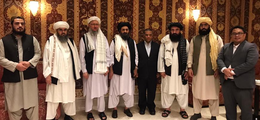 Taliban diplomatik temaslara hız verdi