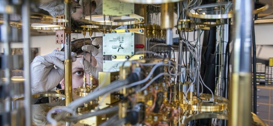 Çin: Google'dan 10 milyar kat hızlı kuantum bilgisayarı ürettik