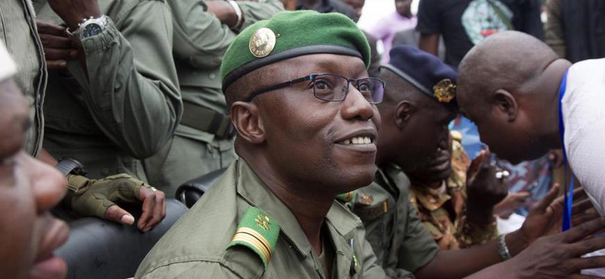 Mali'de askeri darbenin liderlerinden Malick Diaw Cumhurbaşkanı oldu