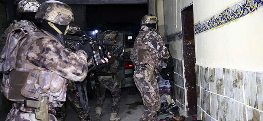 Ankara'da 'IŞİD' operasyonu: 22 gözaltı