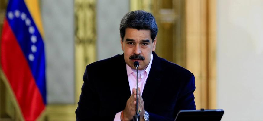 Venezuela'da muhaliflerin boykot ettiği seçimi Maduro kazandı