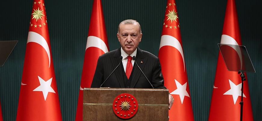 Erdoğan: Türkiye'nin Doğu Akdeniz'deki gelişmeleri tribünden takip etmesi mümkün değil