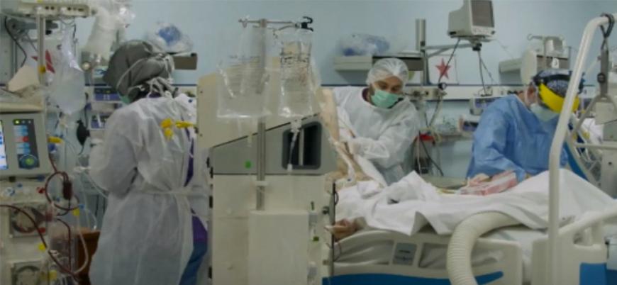 Türkiye'de koronavirüs: Günlük can kaybı rekor seviyeye yükseldi