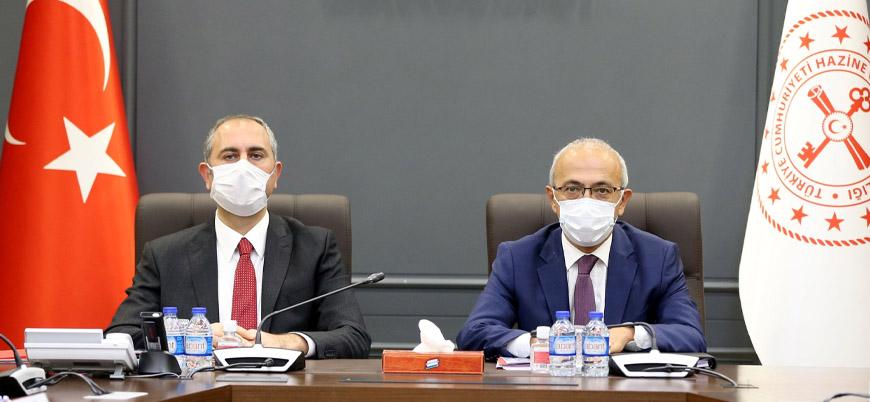 Hazine Bakanı Elvan: Ekonomi ve hukuk alanında seferberlik başlattık
