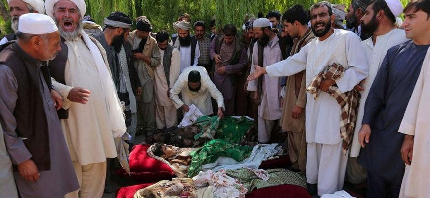 Trump döneminde Afganistan'da sivil ölümleri yüzde 330 arttı