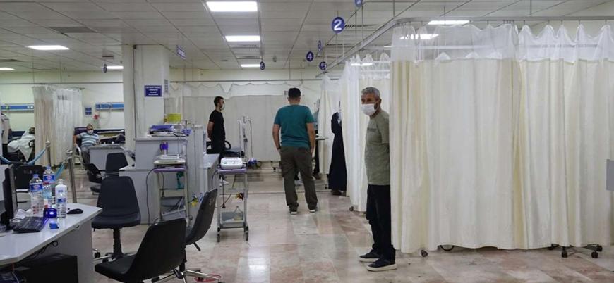 Türkiye'de koronavirüs nedeniyle 24 saatte 341 vefat