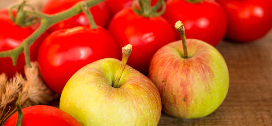 Rusya, Azerbaycan'dan elma ve domates ithalatını yasakladı
