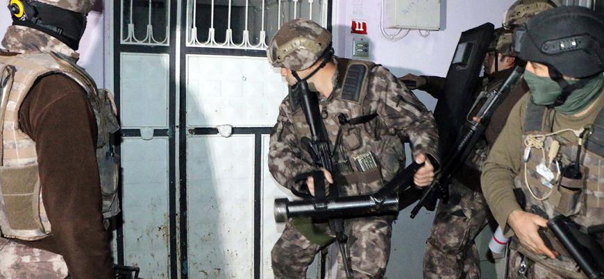 İstanbul'da eş zamanlı 'IŞİD' operasyonları