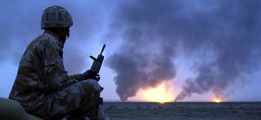 Uluslararası Ceza Mahkemesi: İngiltere'nin Irak'taki savaş suçlarıyla ilgilidava açılmayacak