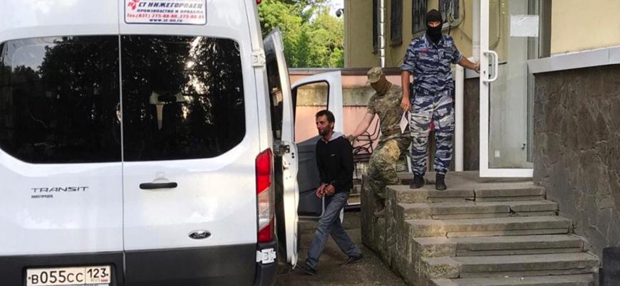 Rusya 10 Kırım Tatar mahkumun tutukluluğunu uzattı