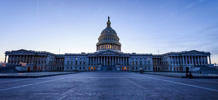 ABD Senatosu Türkiye'ye yaptırımları da öngören tasarıyı onayladı