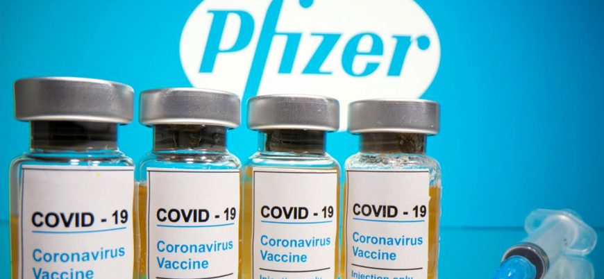 Pfizer/BionTech Türkiye'ye 60 milyon doz aşı sağlayacak