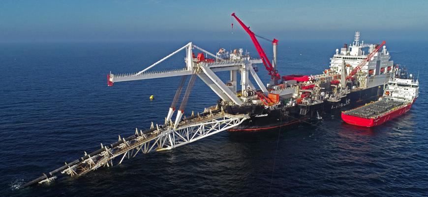 Rusya: Kuzey Akım 2 projesi inşası yeniden başladı