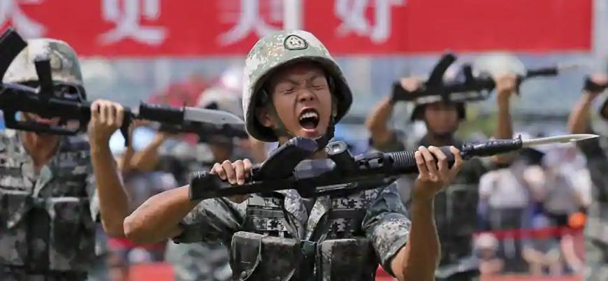 Kanada, Çin ile tüm askeri tatbikatları iptal etti