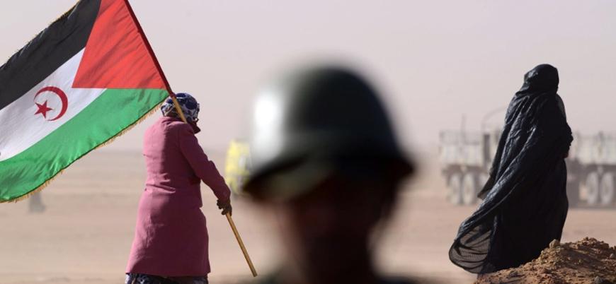 ABD, Batı Sahra'yı içine alan Fas haritasını kabul etti