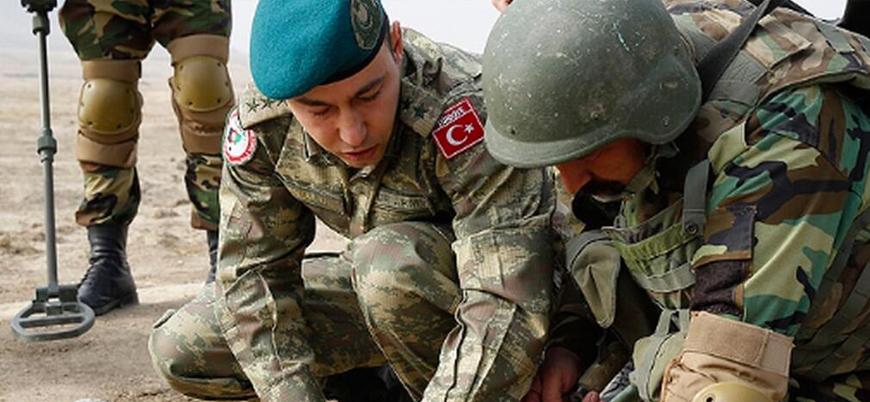 Türkiye'den Kabil hükümeti güçlerine 115 milyon lira askeri yardım