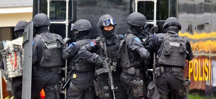 Endonezya'da 'Cemaat İslamiyye'nin liderlerine gözaltı