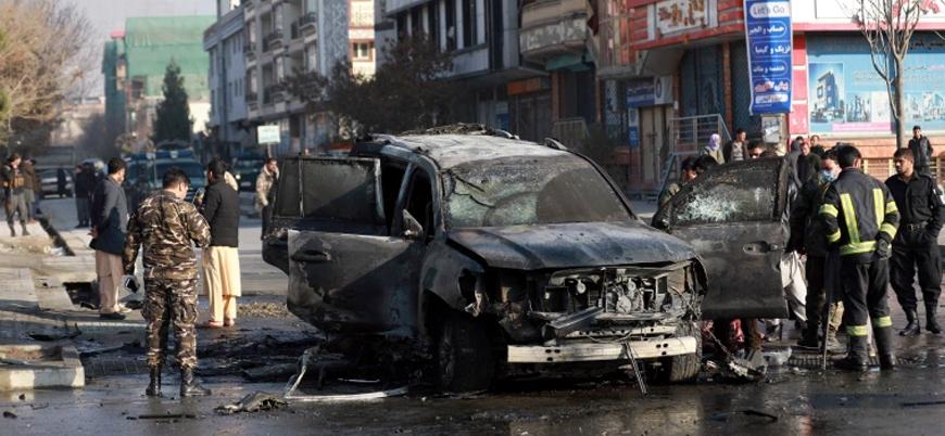 Afganistan'ın başkenti Kabil'de bombalı ve silahlı saldırılar