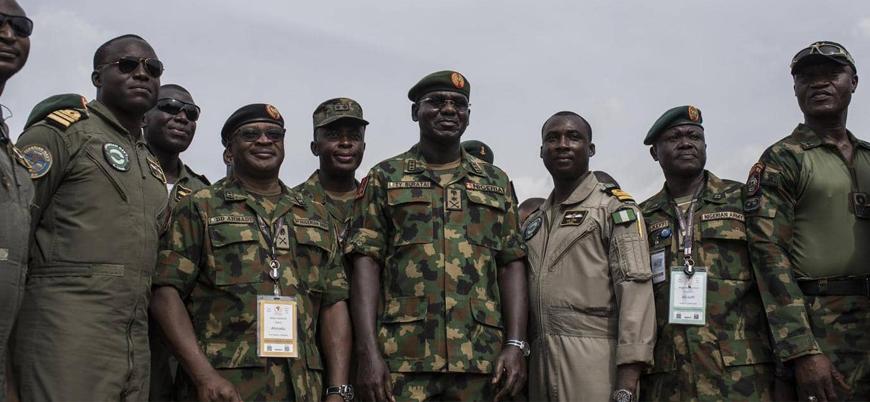 Koronavirüs Nijerya ordusunu vurdu: 26 generalin testi pozitif çıktı